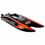 Joysway Blue Mania V2 Brushless RC Boat with 2.4GHz Radio System (Almost-Ready-to-Run) - JOY8652V2