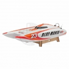 Joysway Blue Mania Brushed Electric RC Boat (Ready to Run) - JS-8602