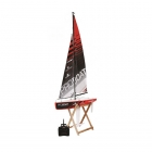 ProBoat Ragazza 1 Metre Sailboat V2 with 2.4Ghz Radio System - PRB07003