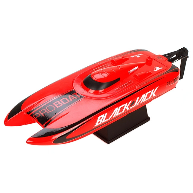 Blackjack rc gas boat