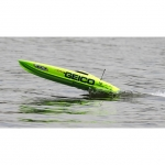ProBoat Miss GEICO 29 Catamaran Brushless Boat with DX2E 2.4GHz Radio System - PRB08009I