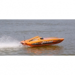 ProBoat Zelos 48-inch Brushless Catamaran with 2.4GHz Radio System - PRB08017I