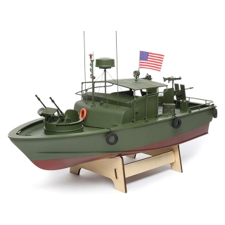ProBoat Alpha 21 Patrol Electric Boat with 2.4GHz Radio System - PRB08027