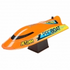 "ProBoat Jet Jam 12"" Pool Racer RC Boat with Transmitter, Battery and Charger (Orange) - PRB08031T1"