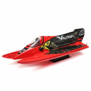 """ProBoat Valvryn 25"""" F1 Tunnel Hull Brushless Boat with 2.4GHz Radio System - PRB08033"""