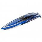 Traxxas Spartan Brushless Race Boat RTR with TQi 2.4Ghz Radio System (Blue) - TRX57076-B