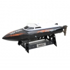 UDI Power Venom High Speed Remote Control Boat (Black) - UDI001B