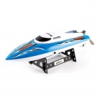 UDI Tempo RC Speed Boat with 2.4Ghz Radio System (Blue) - UDI002-BL
