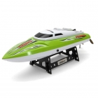 UDI Tempo RC Speed Boat with 2.4Ghz Radio System (Green) - UDI002-GN