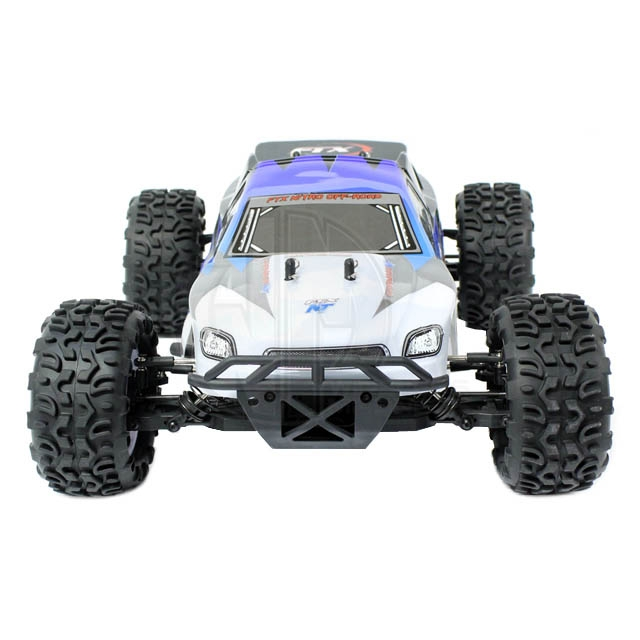 Ftx Carnage Nt 1 10th Rtr 4wd Nitro Truck With 2 4ghz