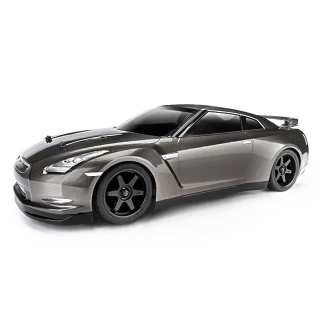 HPI Sprint 2 Sport Nissan GT-R (R35) 1/10 RC Car with 2.4Ghz Radio System (Ready to Run) - 106130