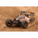 HPI Trophy Buggy Flux Brushless with 2.4GHz Radio System - 107016