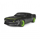 HPI Micro RS4 with 1969 Ford Mustang RTR-X Body - 112468