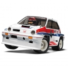 Tamiya 1/10 Honda City Turbo WR-02C RC Car (Unassembled Kit) - 58611