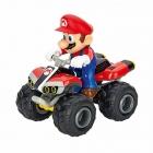 Carrera Nintendo Mario Kart 8 RC Quad Bike with Controller (Mario) - CA200996