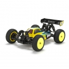 Losi Mini 8IGHT 1/14 Scale 4WD Brushless Electric Buggy (Black) - LOS01004IT2