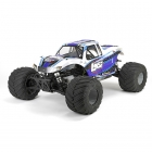 Losi 1/5 Scale Petrol Monster Truck XL with AVC Technology (White) - LOS05009T2