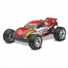 Traxxas Rustler XL-5 1/10 Stadium Truck With TQ 2.4Ghz Radio System (Red) - TRX37054-1RED