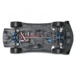 Traxxas XO-1 Electric 4WD 1/7 On-Road Car with 2.4GHz TQi Radio System (Black) - TRX64077-3BLK