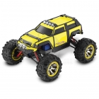 Traxxas Summit VXL Brushless 1/16 4WD Monster Truck (Yellow) - TRX72074-1YELL