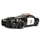 Vaterra 2012 CHP Chevrolet Camaro ZL-1 V100S 1/10th Highway Patrol RC Car (RTR) - VTR03072I