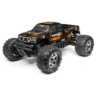 HPI Savage XL Flux 4WD Brushless Monster Truck with 2.4Ghz Radio System - 112609