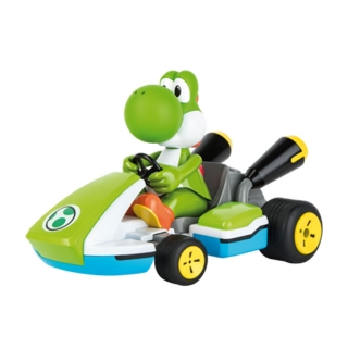 Carrera RC 1/16 Scale Mario Kart Yoshi with Sound and 2.4Ghz Transmitter (Ready to Run) - CA162108