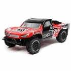 ECX Torment 1/10 2WD RTR Electric Short Course Truck (Red/Silver) - ECX03133IT1