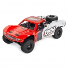 Losi Baja Rey 1/10 RTR Trophy Brushless Truck with 2.4GHz Radio System and AVC (Red) - LOS03008T1