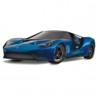 Traxxas Ford GT 4-Tec 2.0 1/10 4WD Touring Car with TQi Radio System (Blue) - TRX83056-4B