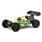 Thunder Tiger EB4 S2.5 Nitro Buggy with PRO 28 Engine and 2.4Ghz Radio System (Green) - TT6243F113