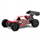 Thunder Tiger EB4 S2.5 Nitro Buggy with PRO 28 Engine and 2.4Ghz Radio System (Red/Black) - TT6243F114