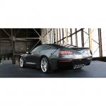 Vaterra Chevrolet Corvette V100S 1/10 Car with Spektrum DX2E 2.4GHz Transmitter - VTR03011I