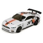 Vaterra V100S 2015 K&N Ford Mustang GT 1/10 Drift Car with 2.4Ghz Transmitter - VTR03091I