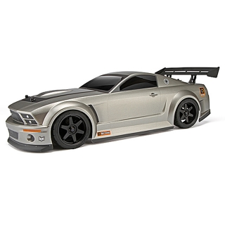 HPI Sprint 2 Flux with Mustang GT-R Body Brushless RC Car with 2.4Ghz Radio System - 112710
