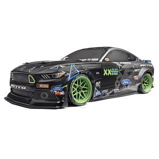 HPI Racing Sport 3 Ford Mustang Vaughn Gittin Jr 4WD Electric RC Drift Car - 115984