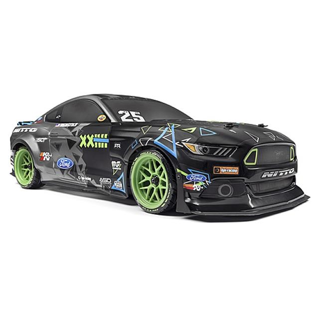 hpi racing sport 3 ford mustang vaughn gittin jr 4wd. Black Bedroom Furniture Sets. Home Design Ideas