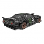 HPI RS4 Sport 3 1965 Hoonicorn Ford Mustang 1/10 4WD Electric RC Car (Ready-to-Run) - 115990