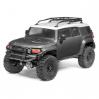 HPI Racing Venture FJ Cruiser RTR 4WD 1/10 Scale Electric Rock Crawler (Gunmetal) - 116558