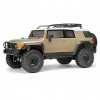 HPI Racing Venture FJ Cruiser RTR 4WD 1/10 Scale Electric Rock Crawler (Sandstorm) - 117165