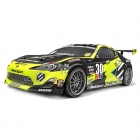HPI E10 Michele Abbate GrrRacing Touring Car 1/10th Scale 4WD Electric - 120090