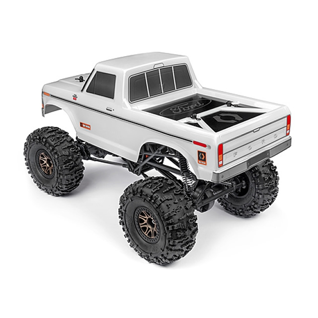 Hpi Crawler King With 1979 Ford F150 Body And 2 4ghz Radio