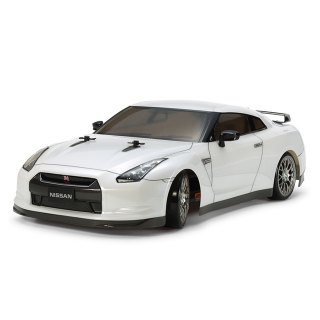 Tamiya Nissan GT-R TT-02D 4WD Drift Spec On-Road Car (Unassembled Kit) - 58623