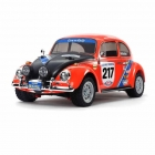 Tamiya 1/10 VW Beetle Rally MF-01X with Motor and ESC (Unassembled Kit) - 58650