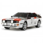 Tamiya 1/10 Audi Quattro A2 Rally TT-02 RC Car (Unassembled Kit) - 58667