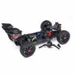 Arrma Typhon 3S BLX Brushless 1/8 4WD Buggy with TTX300 2.4GHz Radio System (Black/Red) - AR102696