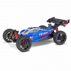 Arrma Typhon 6S BLX Brushless 1/8 4WD Buggy with TTX300 2.4GHz Radio System (Blue/Silver) - AR106028
