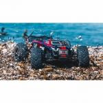 Arrma Kraton 6S BLX Brushless 1/8 Monster Truck with TTX300 2.4GHz Radio (Red/Black) - AR106029