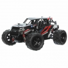 J Perkins Thunder 1/18 4WD Storm RTR Monster Truck (Red) - THU18311