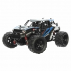 J Perkins Thunder 1/18 4WD Storm RTR Monster Truck (Blue) - THU18312
